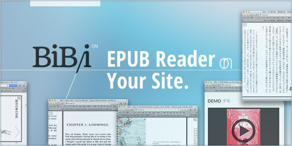 BiB/i | EPUB Reader on Your Site.