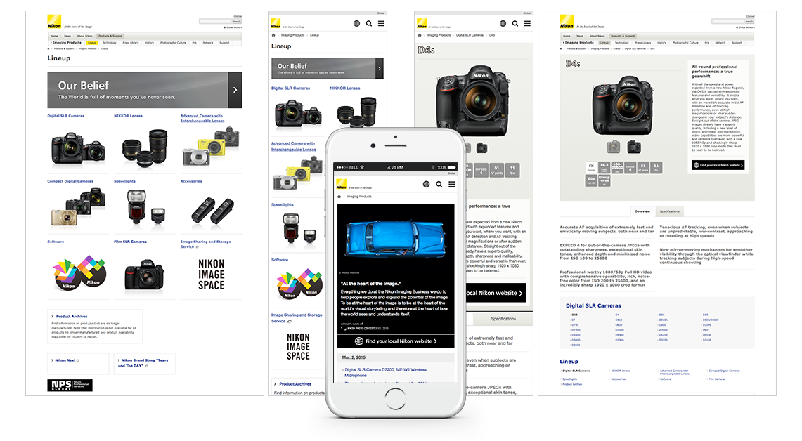 Nikon Imaging Products